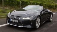 Lexus LC 500 Cabrio: Test, Motor, Preis