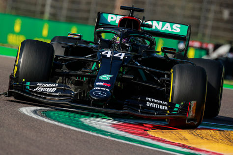 Formel 1: Schumi II über Hamilton-Rücktritt