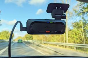Wie gut ist die Dashcam ohne Display?