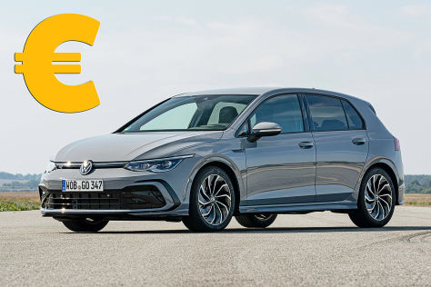 VW Golf 8 1.5 eTSI Montage