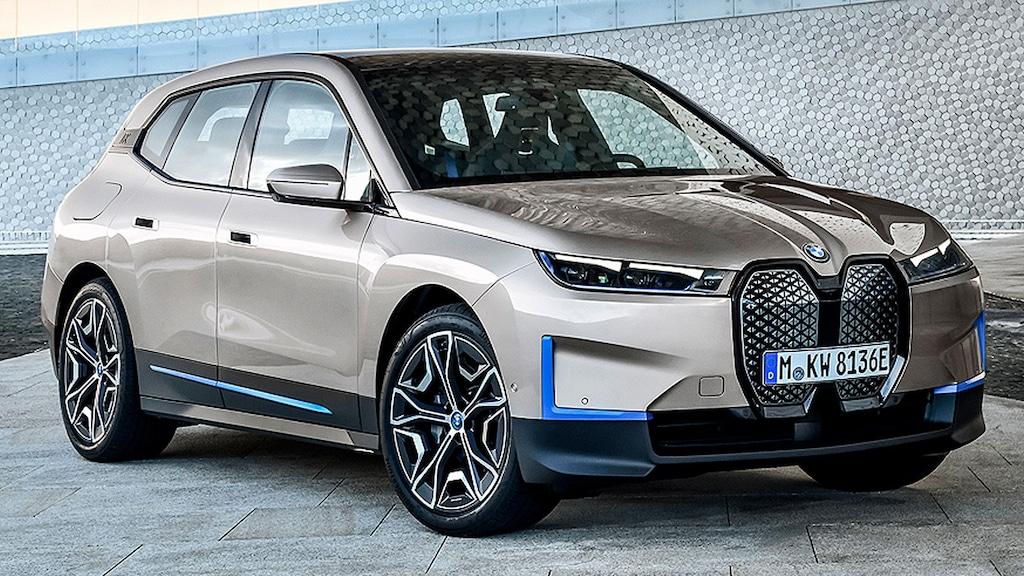 Neues Elektro-SUV von BMW