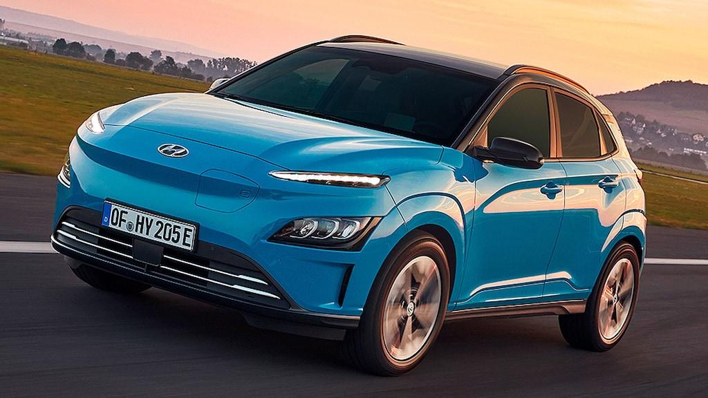 Schneller aufladen im frischen Hyundai Kona