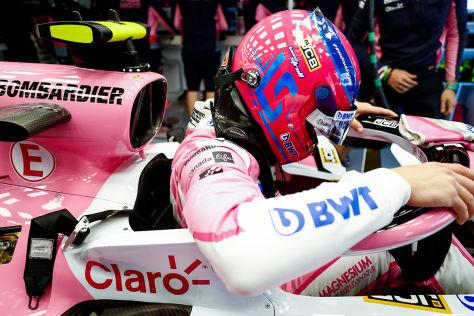 Formel 1: Stroll mental angeschlagen