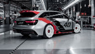 Audi RS 6 GTO concept: 40 Jahre Quattro