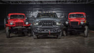 Ram Power Wagon 75th Anniversary Edition (2021)