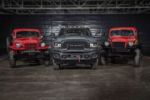 B�ser Special Edition-Pick-up von Ram