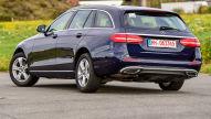 Mercedes E-Klasse: Gebrauchtwagen-Test