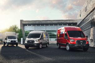 Ford E-Transit (2022)