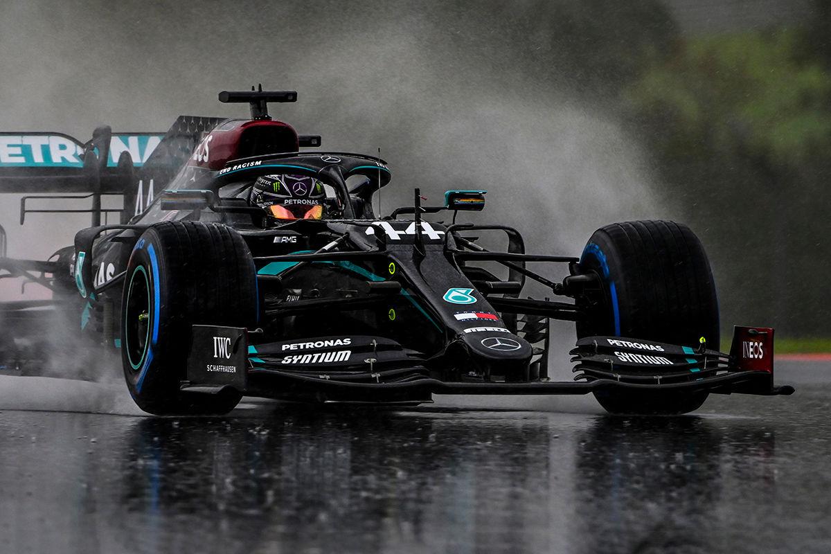 Formel 1: Die besten Bilder des Türkei Grand Prix in Istanbul 2020