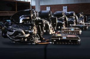Formel 1 baut auf Hybridmotoren