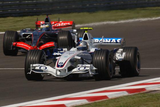 So trumpfte Vettel 2006 auf
