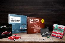 Die coolsten Auto-Adventskalender