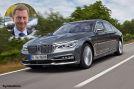 Politiker und ihre Dienstwagen - BMW 730Ld Michael Kretschmer