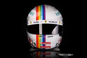 Vettel setzt Zeichen f�r Vielfalt und Toleranz