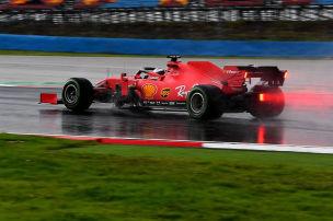 Ein guter Tag f�r Vettel