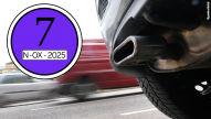 Abgasnorm Euro 7 ab 2025