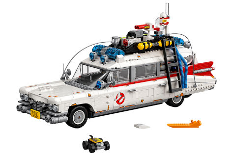 Lego Ghostbusters ECTO-1a
