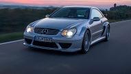 Mercedes CLK DTM AMG: Test