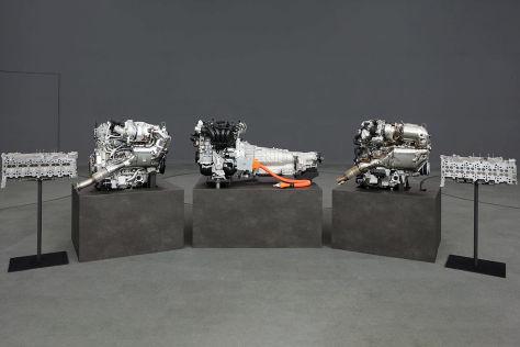 Mazda Reihensechszylinder