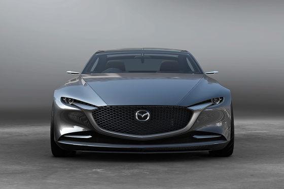 Mazda Vision Coupé Concept !! Sperrfrist 25. Oktober 2017; 01.00 Uhr MEZ !!