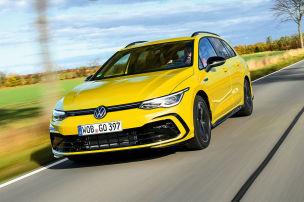 VW Golf 8 Variant: Test, Kombi, Motor, Preis
