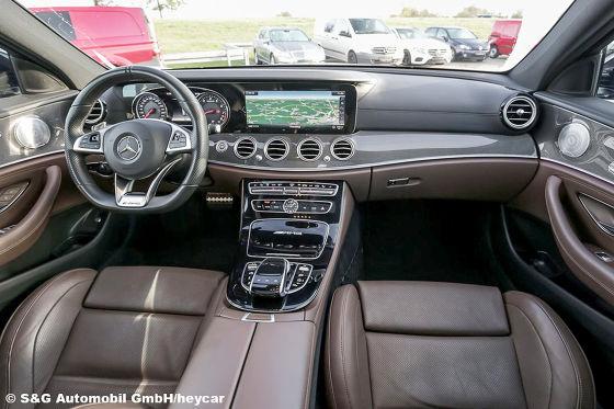 Mercedes-Benz E 63 AMG 4M+ T-Modell