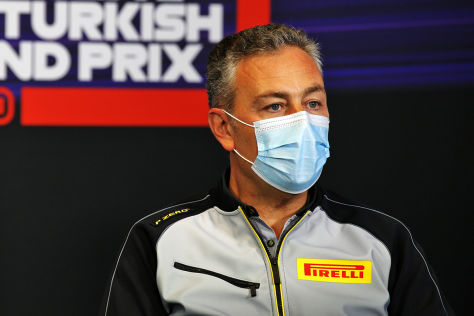 Formel 1: Reifenboss hat Corona