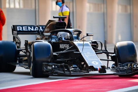 Formel 1: Alonso-Test in Abu Dhabi