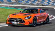 Mercedes-AMG GT Black Series: Test