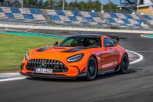 Mercedes-AMG GT Black Series !! SPERRFRIST 5.Oktober 2020  00:01 Uhr !!