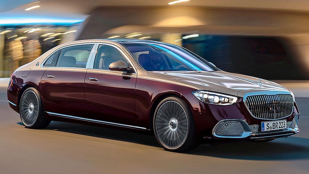 Purer Luxus in der neuen Maybach-S-Klasse