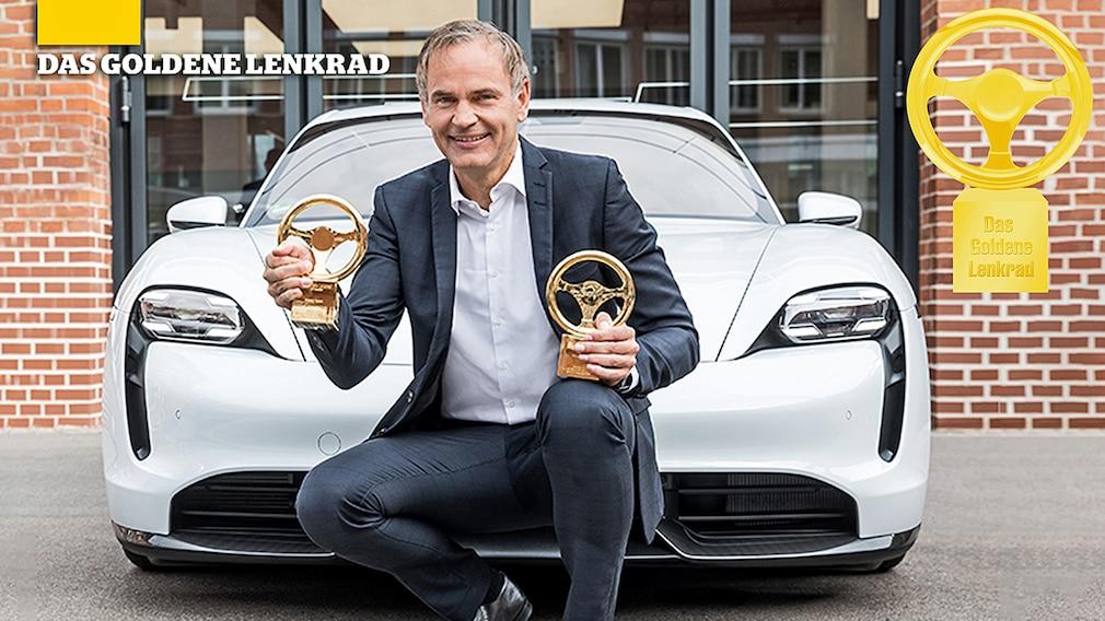Oliver Blume, CEO Porsche