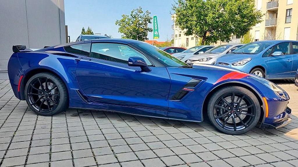 Power-Corvette 40.000 Euro unter Neupreis