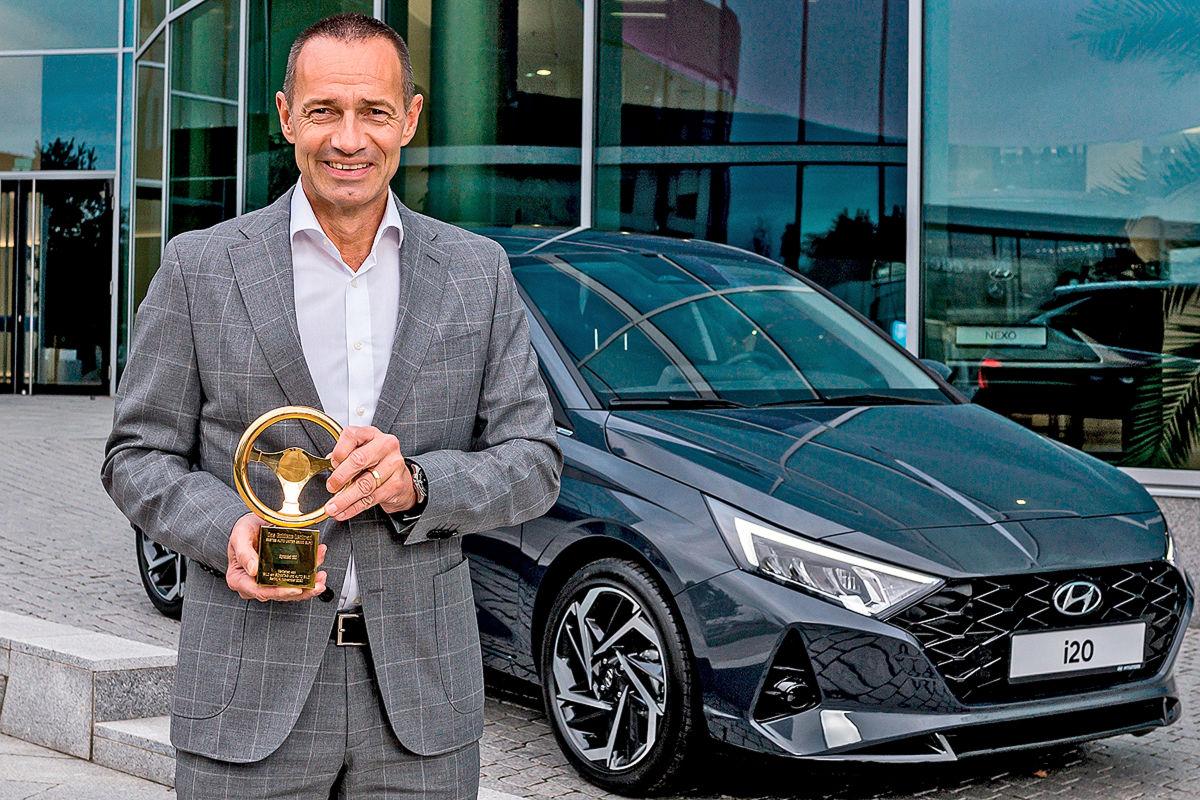 Jürgen Keller, Geschäftsführer Hyundai Motors Deutschland