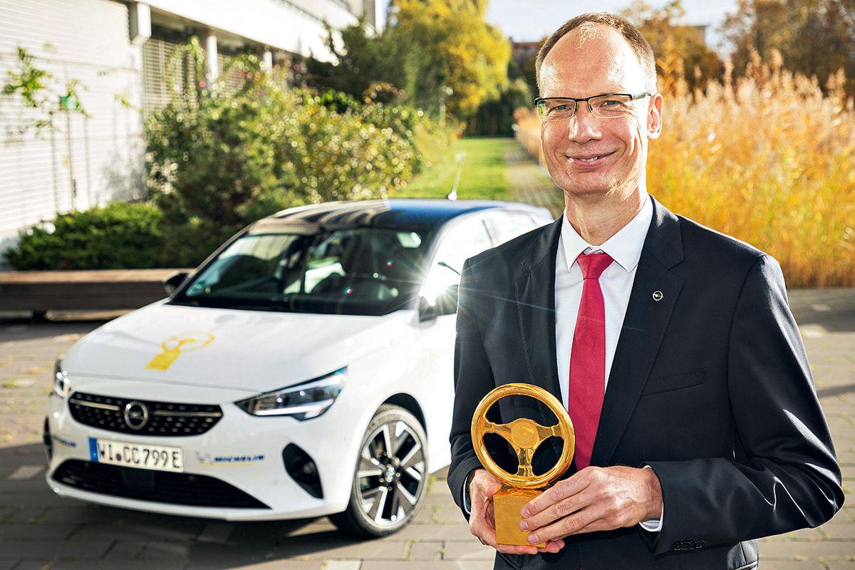 Michael Lohscheller, CEO Opel
