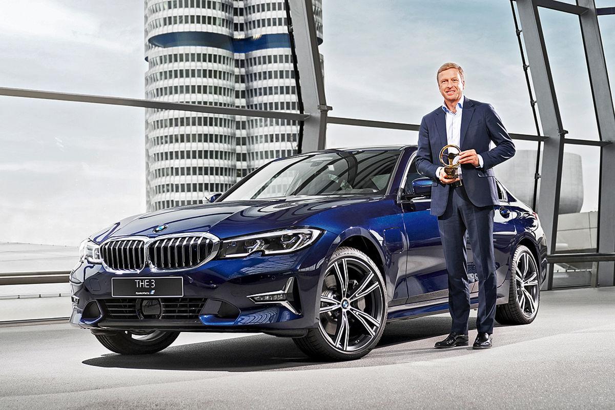 Oliver Zipse, CEO BMW