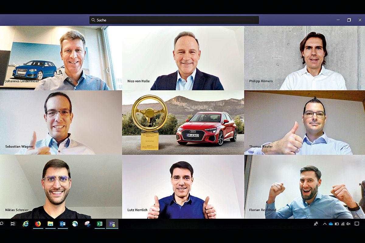 Projektleiter Audi A3 Sportback