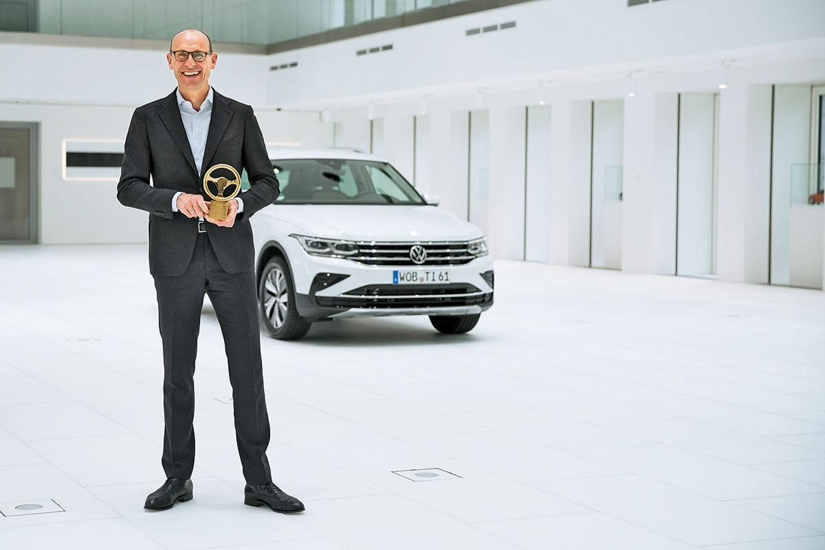 Ralf Brandstätter, CEO VW