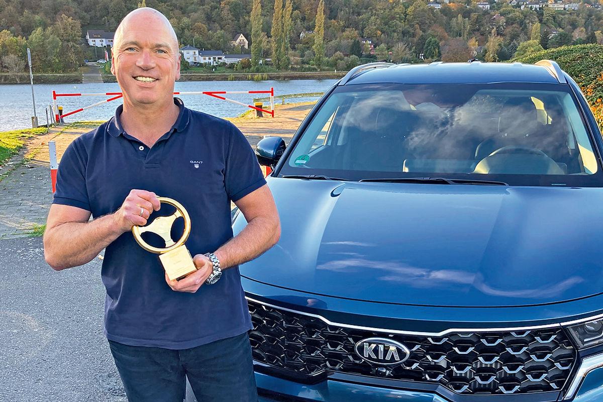 Steffen Cost, Geschäftsführer Kia Motors Deutschland