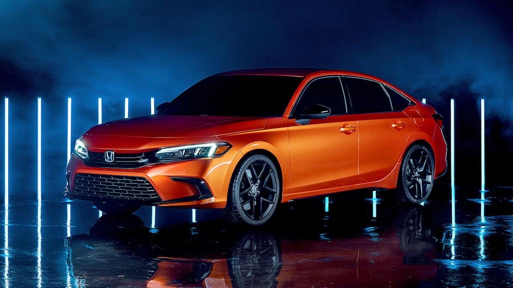 Honda zeigt Prototyp der nächsten Civic-Generation