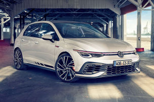 VW Golf 8 GTI Clubsport (2020): Leasing