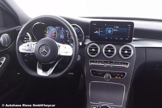 Mercedes C-Klasse C 300 d