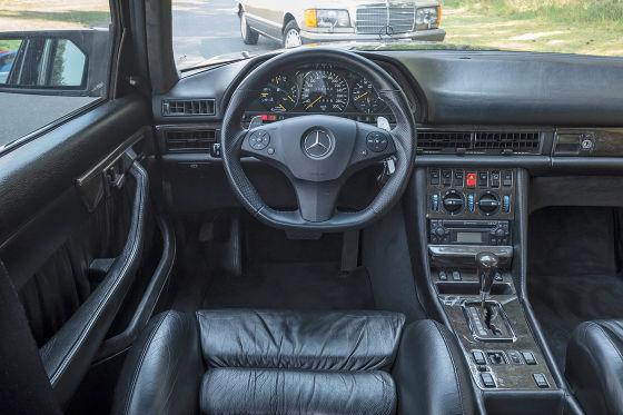 Mercedes S-Klasse INDEN DESIGN