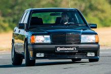 So fährt der Brabus-Baby-Benz mit 272 PS