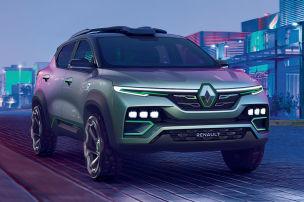 Neues Kleinwagen-SUV von Renault