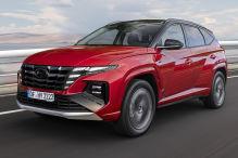 So sportlich könnte der neue Hyundai Tucson N Line aussehen