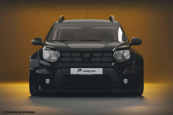 PRIOR Design Dacia Duster