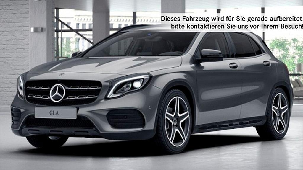 Mercedes GLA für 200 Euro im Monat