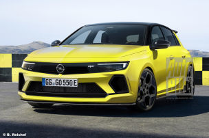 Astra OPC als 300 PS starker Plug-in?