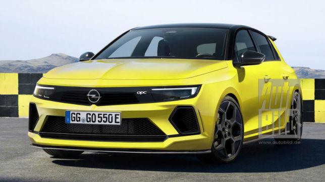 Opel Astra L OPC (2022)